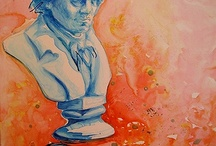 My Water Color Paintings