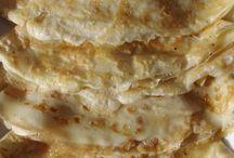 Pain, Crêpes et Gaufres - Bread, Pancakes & Wafles