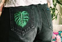 embroidered clothes