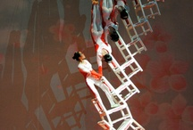 Shanghai Acrobats of the People's Republic of China / by StateTheatre NJ