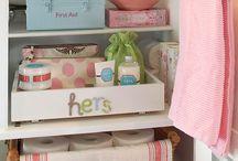 Organize It! / by Ellen