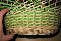 Pedig / pletenie košíčkov z pedigu