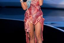 Lady GaGa meet dress