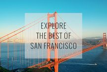 San Francisco / I'm moving to San Francisco! Notes, things to do, restaurants...