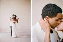 Bride and Groom moments | Inspiration / Wedding day, the kiss, the dance. husband and wife moments in between. Inspiration and ideas for the newlyweds. bride and groom photos