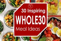 Recipes / Healthy meals