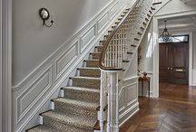 Staircase Design / For over 30 years BGD&C has been designing and building absolutely the best in new construction custom homes in Chicago's Lincoln Park & Gold Coast. Each home reflects a family's exact specifications coupled with meticulous craftsmanship, timeless aesthetics, and unparalleled service. Here are a few of the beautiful and intricate staircase designs from our homes.