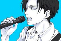 Levi's Karaoke / ((Comment to know the name of the song. Ask to join.))