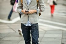 Style inspiration for my husband