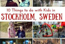 Travelling to Stockholm with kids