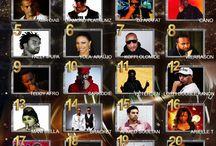 TOP 20 KORA WEEK 20 - 2014