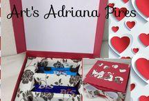 Art's Adriana Pires