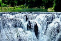 Waterfalls / Oh my gosh these are beautiful!