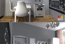 MY WORKS / Projekty i wizualizacje: Kamila Mucha QADRA STUDIO www.qadrastudio.pl www.facebook.pl/qadrastudio
