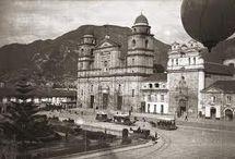 Bogota antigua / by Clara Ortiz