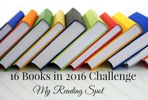 16 Books in 2016 Challenge