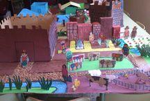 """Nuestros ART PROJECTS / Proyectos elaborados en clase de Art de 5º y 6º Primaria de nuestro colegio CEIP Bilingüe """"Divina Pastora"""""""