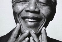 "Nelson Mandela / ""It always seems impossible until it's done."""
