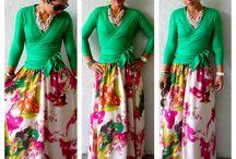 Fashion and Style / fashion i love