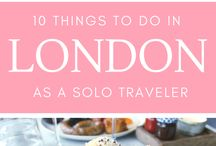 Solo travel ideas