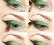 makeup / by Morgan Wroot