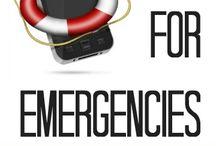 Emergency phone Apps