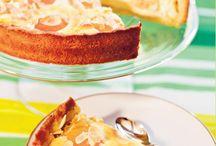 Pääsiäisruokia ja leivonnaisia