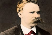 Epic Moustaches! / Moustaches, if anything, are even more manly than beards. Here is a list of the most epic moustaches in history.