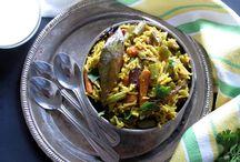 Rice Recipes / Rice recipes from India and world.