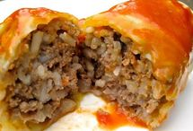 Recipe - Turkey and Hamburger Meat / by Connie Johnson