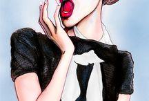 Fashion Art / by Aseye Agamah
