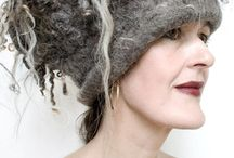 Felted hats / by Kim O'Donoghue