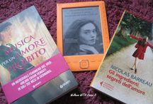 Recensione romanzi / Qui troverete le recensione dei romanzi, dei libri che leggo nel mio tempo libero.