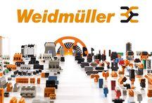 Weidmuller / Pruductos de alto desempeño para la interconexion de cables, tanto en control como fuerza.