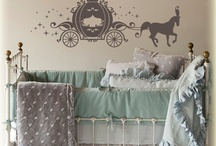 girls room ideas. for now and later.