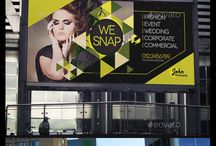 Photography Industry Branding & Advertisement Design Ideas