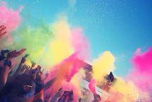 COLOR RUN / Festival de couleurs