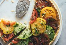 Tomaten / Hier dreht sich alles um die leckere Tomate. Sie ist viel abwechslungsreicher einsetzbar als man denkt.