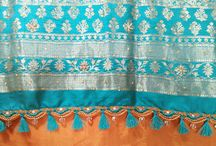 tassels for sarees
