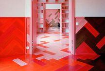 Interiors / Colour