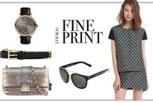 Get This Look!! / Inspirations from style bloggers and how Eye Impact can help you achieve that look...