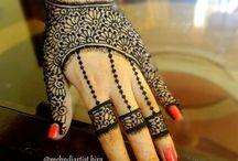 Mahndi designs
