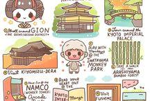 日本への旅行