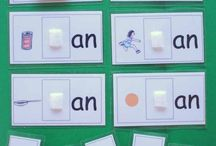 Interactive literacy display