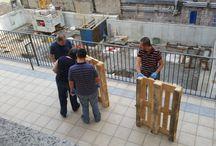 Orto sul Terrazzo L'Orèal - ENGIM Torino Artigianelli / Il 10 giugno 2010 per il Citizen Day, L'Orèal Italia ha collaborato con ENGIM Torino alla realizzazione di un orto sul terrazzo della sede della scuola.