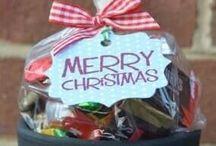 Weihnachts-Basteleien