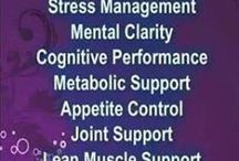 LE-VEL THRIVE ON.. / by Crystal Evans