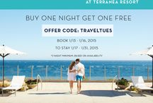 Travel Tuesday / Exclusive travel deals and offers at Terranea Resort for our social media fans and followers / by Terranea Resort