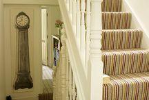 Stair carpet