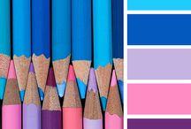 Kleuren combinaties